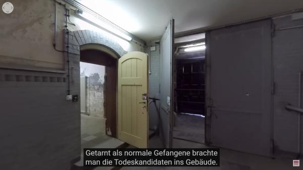 Getarnt als normale Gefangene