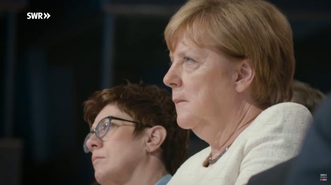 Merkel+AKK