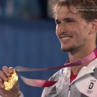 Historischer Sieg: die Bedeutung von Zverevs Tennis-Gold in Tokio