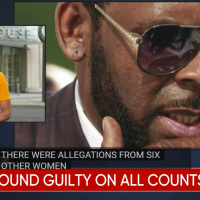 Schwerer sexueller Missbrauch: R&B Superstar R. Kelly droht lebenslange Haft