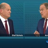 Laschet hat gleich drei mächtige Gegner: Scholz, Söder und die Massenmedien