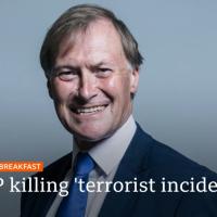 Messeranschlag auf britischen Abgeordneten, tatverdächtig: ein Immigrant aus Somalia