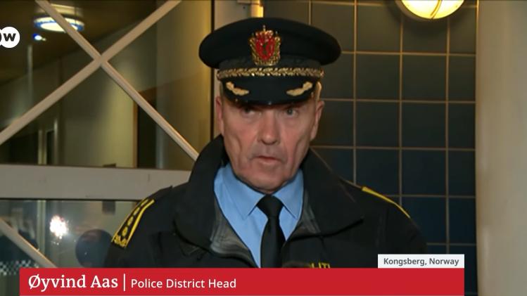 Polizeichef Aas
